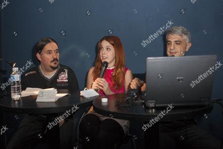 Amarna Miller, Paco Fox, Carlos Palencia