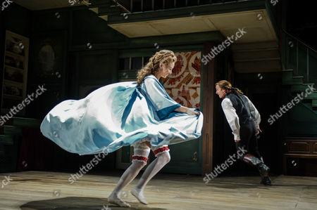 Geoffrey Streatfeild (Archer), Susannah Fielding (Mrs Sullen)