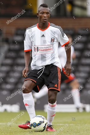 Editorial picture of Shooting Star Chase Cup 2015 - Fulham All Stars v Sealand All Stars Craven Cottage, Stevenage Rd, London, United Kingdom - 23 May 2015