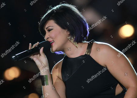 Stock Picture of Tessanne Chin