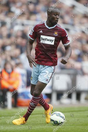 Carlton Cole of West Ham United