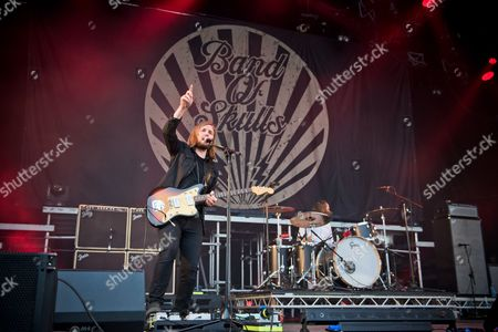 Russell Marsden of Band of Skulls