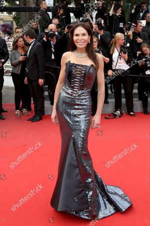 Editorial photo of 'Ice and the Sky' premiere and closing ceremony, 68th Cannes Film Festival, France - 24 May 2015