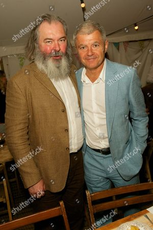 Editorial photo of 6th Annual GQ Hay Festival dinner in association with Land Rover, Powys, Wales, Britain - 24 May 2015