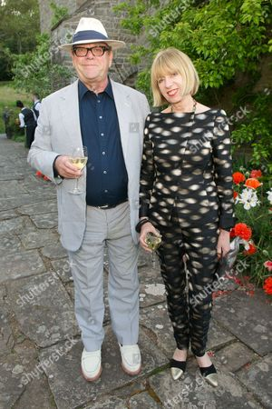 Paul McGuinness and Kath Gilfillan