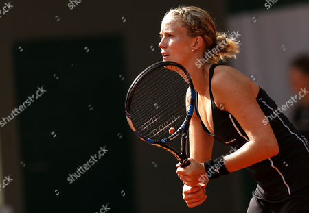 Editorial image of French Open Tennis - Roland Garros 2015 Day Two Roland Garros, Paris, France - 25 May 2015