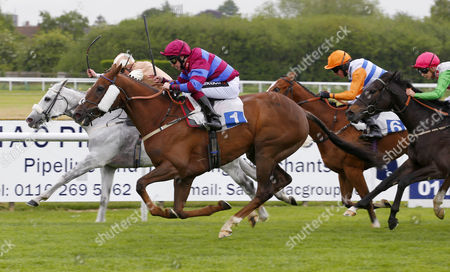 Editorial picture of Horse Racing - 25 May 2015