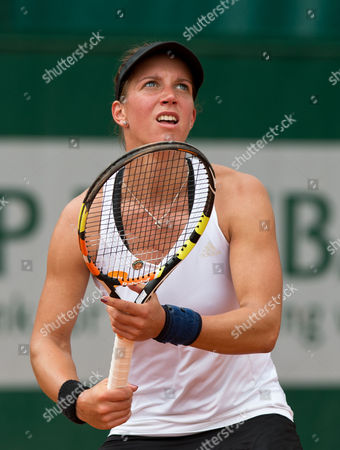 Editorial photo of French Open Tennis Tournament, Roland Garros, Paris, France - 26 May 2015