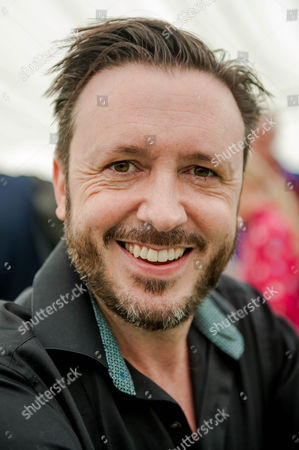 Editorial photo of Hay Festival, Powys, Wales, Britain - 26 May 2015