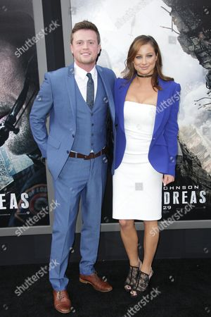 Editorial photo of 'San Andreas' film premiere, Los Angeles, America - 26 May 2015