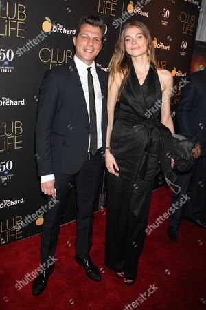 Editorial photo of 'Club Life' film premiere, New York, America - 26 May 2015