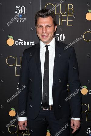 Stock Photo of Claudio Bellante
