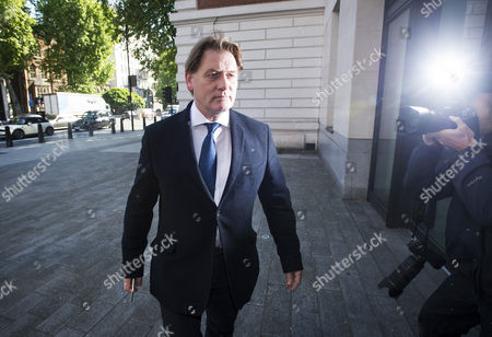 Editorial picture of Eric Joyce assault trial, Westminister Magistrates Court, London, Britain - 27 May 2015