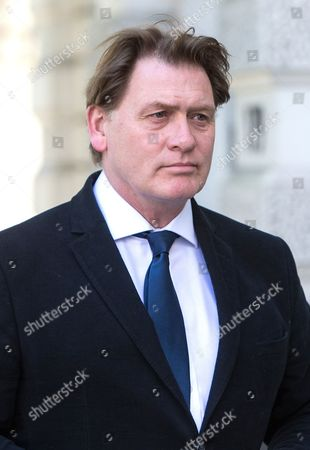 Stock Picture of Former member of parliament for Falkirk West and Falkirk, Eric Joyce