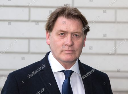 Stock Photo of Former member of parliament for Falkirk West and Falkirk, Eric Joyce