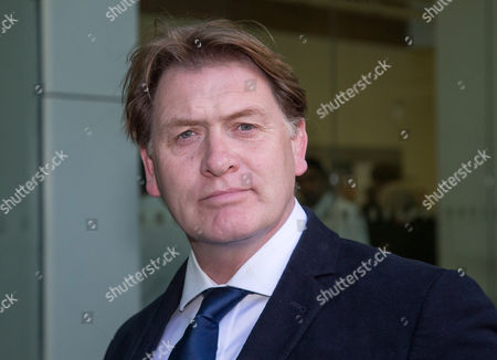 Former member of parliament for Falkirk West and Falkirk, Eric Joyce