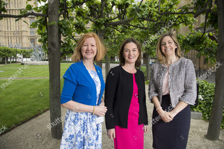 Editorial photo of Female MP's, London, Britain - 20 May 2015
