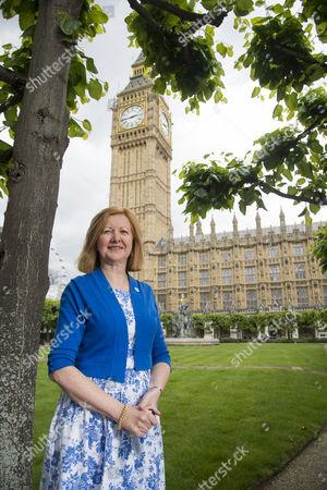 Stock Image of Victoria Borwick MP for Kensington