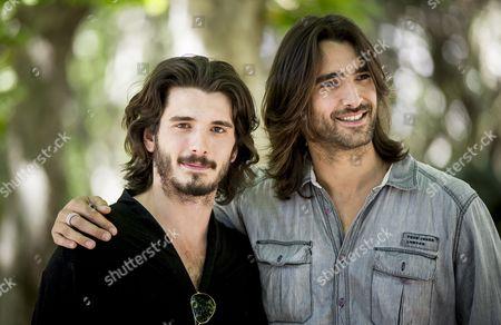 Yon Gonzalez and Aitor Luna