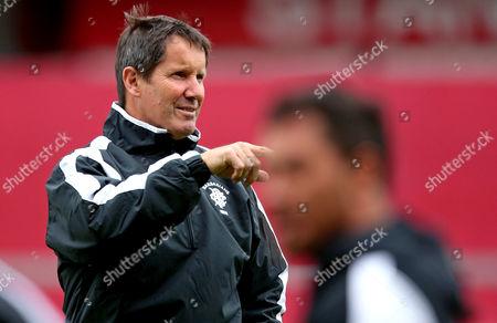 Head coach Robbie Deans