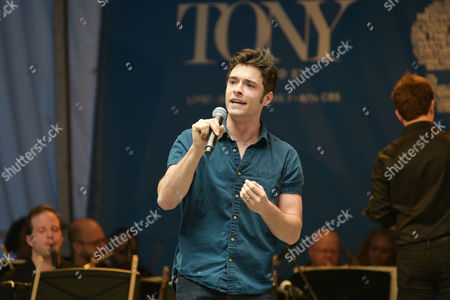 Editorial photo of Broadway 'Stars in the Alley', New York, America - 27 May 2015