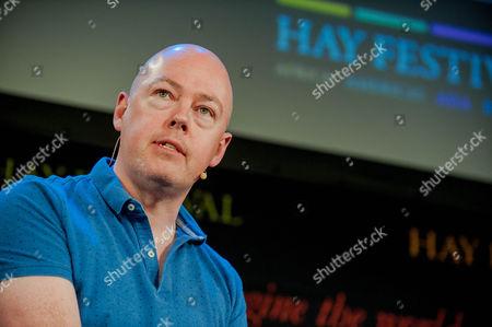 Stock Photo of John Boyne