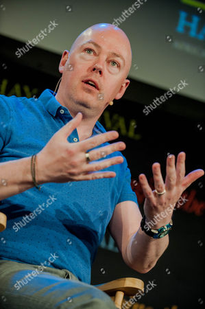 Editorial image of Hay Festival, Powys, Wales, Britain - 27 May 2015