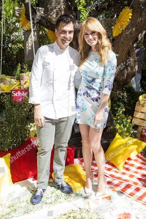 Ramon Freixa and Patricia Conde