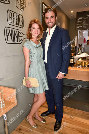 Editorial photo of Top Dog restaurant launch, London, Britain - 27 May 2015