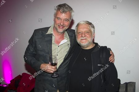 Editorial photo of 'Temple' play afterparty, London, Britain - 27 May 2015