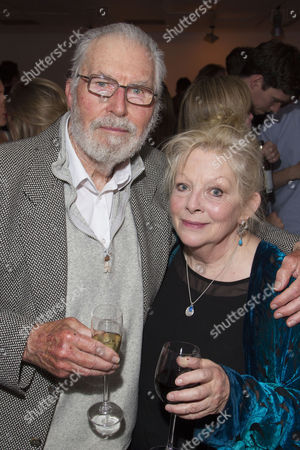 David Burke and Anna Calder-Marshall (The Virger)