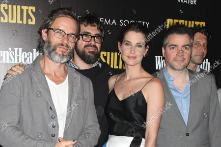 Guy Pearce, Andrew Bujalski, Cobie Smulders and Kevin Corrigan