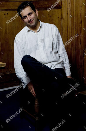 Editorial picture of UK documentary maker Amir Amirani Photoshoot, London, Britain - 26 Nov 2007