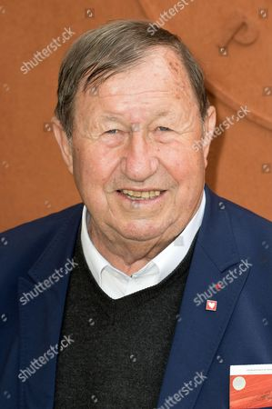 Stock Picture of Guy Roux