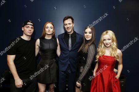 Gabriel Basso, Sophie Turner, Kyle Newman, Hailee Steinfeld, Dove Cameron