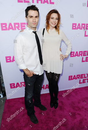Editorial photo of 'Barely Lethal' film screening, Los Angeles, America - 27 May 2015