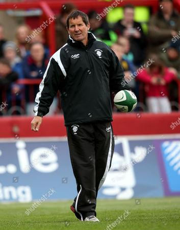 Barbarians coach Robbie Deans