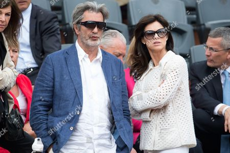 Editorial photo of French Open Tennis Tournament, Roland Garros, Paris, France - 28 May 2015
