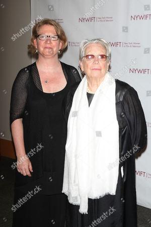 Hannah Sorkin and Ann Roth