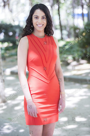Stock Image of Esther Mendez