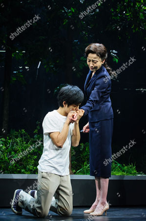 'Kafka on the Shore' - Nino Furuhata as Kafka, Rie Miyazawa as Miss Saeki