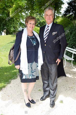 Princess Marie of Liechtenstein and Prince Gundakar of Liechtenstein