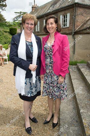 Princess Marie of Liechtenstein and Duchess of Angouleme