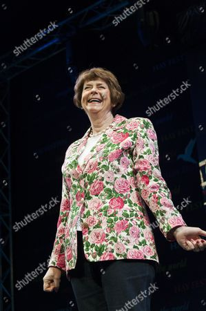 Stock Picture of Pam Ayres