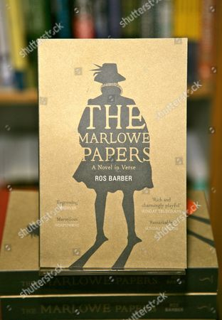 'The Marlowe Papers' by Ros Barber