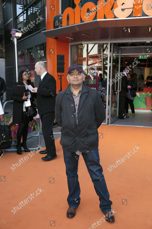 Editorial photo of Nickelodeon flagship store opening, London, Britain - 29 May 2015