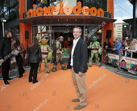 Editorial picture of Nickelodeon flagship store opening, London, Britain - 29 May 2015
