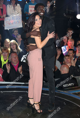 Editorial picture of 'Big Brother' TV show eviction, Elstree Studios, Hertfordshire, Britain - 29 May 2015