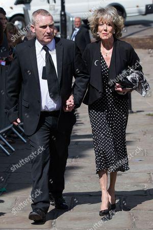 Guest and Sue Nicholls