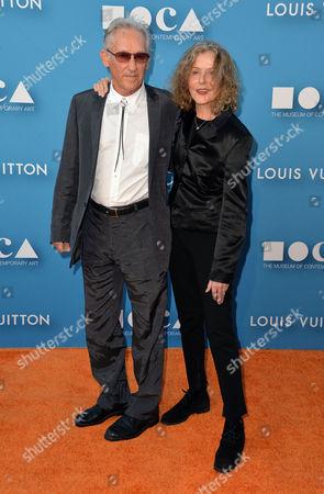 Eddie Ruscha and Danna Knego